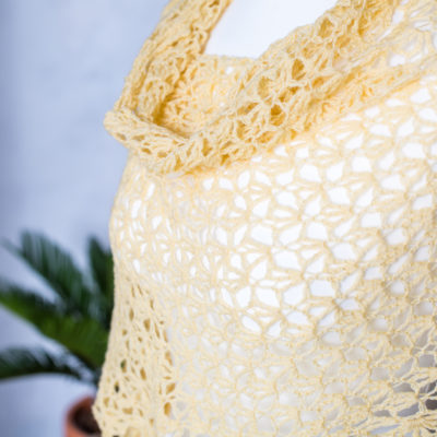 Summer Mesh Shawl